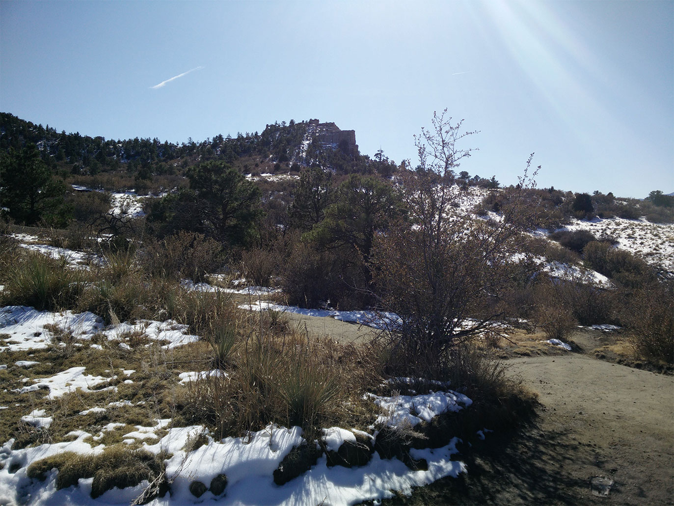 pulpit-rock-colorado-springs-december-2019-ultra-running-training